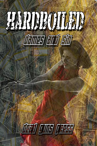 Hardboiled Dames and Sin Cover and link to buy