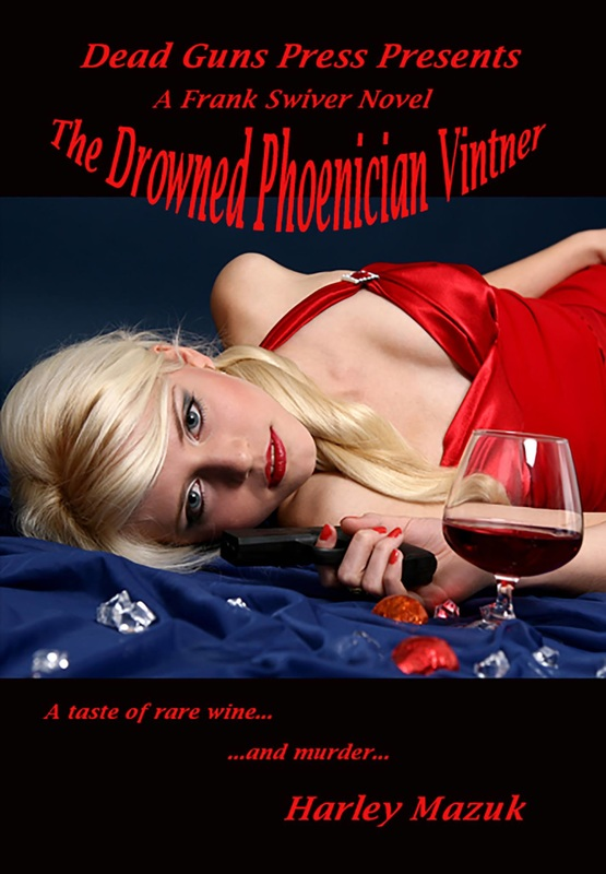 Cover of The Drowned Phoenician Vintner and link to buy